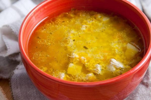 Немного супа поможет вам избавиться от лишнего веса