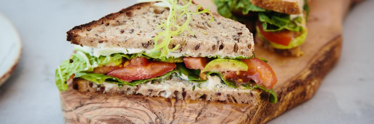 Овощной сендвич Теледиетолог